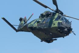 Tomo-Papaさんが、フェアフォード空軍基地で撮影したフィンランド陸軍 NH90の航空フォト(飛行機 写真・画像)