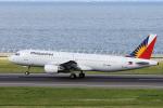 yabyanさんが、中部国際空港で撮影したフィリピン航空 A320-214の航空フォト(写真)