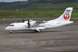 kumagorouさんが、種子島空港で撮影した日本エアコミューター ATR-42-600の航空フォト(写真)
