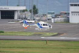 神宮寺ももさんが、高松空港で撮影したオールニッポンヘリコプター EC135T2の航空フォト(飛行機 写真・画像)