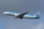sepia2016さんが、成田国際空港で撮影した大韓航空 777-FB5の航空フォト(写真)