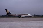 kumagorouさんが、仙台空港で撮影したシンガポール航空 A310-324の航空フォト(写真)