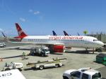 tmkさんが、ダニエル・K・イノウエ国際空港で撮影したヴァージン・アメリカ A320-214の航空フォト(写真)