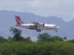 ダニエル・K・イノウエ国際空港 - Honolulu International Airport [HNL/PHNL]で撮影されたダニエル・K・イノウエ国際空港 - Honolulu International Airport [HNL/PHNL]の航空機写真