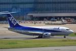 HISAHIさんが、福岡空港で撮影したANAウイングス 737-54Kの航空フォト(写真)