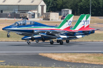 Tomo-Papaさんが、フェアフォード空軍基地で撮影したイタリア空軍 MB-339PANの航空フォト(写真)