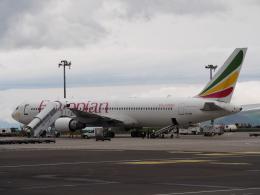 km-119さんが、ボレ国際空港で撮影したエチオピア航空 767-3BG/ERの航空フォト(飛行機 写真・画像)