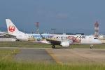 ミオミオさんが、福岡空港で撮影したジェイ・エア ERJ-190-100(ERJ-190STD)の航空フォト(写真)
