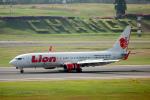 planetさんが、シンガポール・チャンギ国際空港で撮影したライオン・エア 737-9GP/ERの航空フォト(写真)