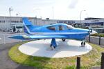 md11jbirdさんが、名古屋飛行場で撮影した日本法人所有 Commander 112の航空フォト(写真)