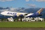 たみぃさんが、横田基地で撮影したアトラス航空 747-47UF/SCDの航空フォト(写真)