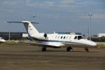 スポット110さんが、羽田空港で撮影したアルペン 525A Citation CJ2の航空フォト(写真)