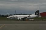 hachiさんが、テッドスティーブンズ・アンカレッジ国際空港で撮影したアラスカ航空 737-790の航空フォト(写真)