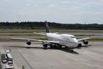 エルさんが、成田国際空港で撮影したデルタ航空 747-451の航空フォト(写真)