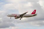 jombohさんが、フランクフルト国際空港で撮影したエア・アラビア・モロッコ A320-214の航空フォト(写真)