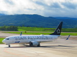 一つ星さんが、旭川空港で撮影した全日空 737-881の航空フォト(写真)
