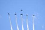 ひこ☆さんが、松島基地で撮影した航空自衛隊 T-4の航空フォト(写真)