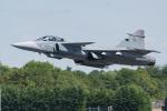 Tomo-Papaさんが、フェアフォード空軍基地で撮影したチェコ空軍 JAS39Cの航空フォト(写真)