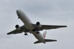 ワイエスさんが、女満別空港で撮影した日本航空 767-346の航空フォト(写真)