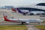 ハピネスさんが、関西国際空港で撮影した奥凱航空 737-9KF/ERの航空フォト(写真)