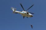go44さんが、愛知県 津島市 東公園で撮影した海上保安庁 AW139の航空フォト(写真)