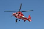 go44さんが、愛知県 津島市 東公園で撮影した名古屋市消防航空隊 AS365N3 Dauphin 2の航空フォト(写真)