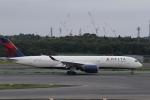 とらとらさんが、成田国際空港で撮影したデルタ航空 A350-941XWBの航空フォト(飛行機 写真・画像)