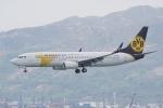 HEATHROWさんが、香港国際空港で撮影したMIATモンゴル航空 737-8CXの航空フォト(写真)