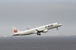 とらとらさんが、羽田空港で撮影したジェイ・エア ERJ-190-100(ERJ-190STD)の航空フォト(飛行機 写真・画像)