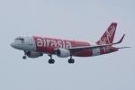 HEATHROWさんが、香港国際空港で撮影したエアアジア A320-216の航空フォト(写真)