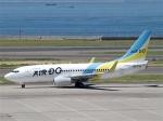 goshiさんが、中部国際空港で撮影したAIR DO 737-781の航空フォト(写真)