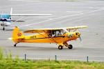 hidetsuguさんが、札幌飛行場で撮影した日本法人所有 PA-18-150 Super Cubの航空フォト(写真)