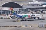 HEATHROWさんが、香港国際空港で撮影した南アフリカ航空 A340-313Xの航空フォト(写真)