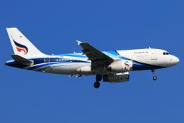 航空フォト:HS-PPF バンコクエアウェイズ A319