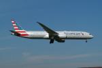 taka2217さんが、成田国際空港で撮影したアメリカン航空 787-9の航空フォト(写真)