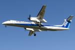 D-AWTRさんが、福岡空港で撮影したANAウイングス DHC-8-402Q Dash 8の航空フォト(写真)