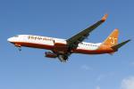 D-AWTRさんが、福岡空港で撮影したチェジュ航空 737-86Nの航空フォト(写真)