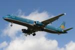 D-AWTRさんが、福岡空港で撮影したベトナム航空 A321-231の航空フォト(写真)