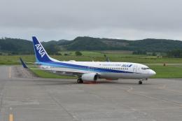 ワイエスさんが、紋別空港で撮影した全日空 737-881の航空フォト(飛行機 写真・画像)