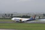 やす!さんが、仙台空港で撮影したアトラス航空 747-446の航空フォト(写真)