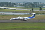 やす!さんが、仙台空港で撮影したANAウイングス DHC-8-402Q Dash 8の航空フォト(写真)
