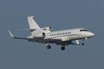 isiさんが、羽田空港で撮影したアメリカ企業所有 Falcon 900EX EASYの航空フォト(写真)