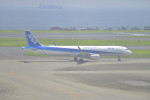 fukucyanさんが、羽田空港で撮影した全日空 A321-211の航空フォト(写真)