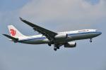 よしぱるさんが、成田国際空港で撮影した中国国際航空 A330-243の航空フォト(写真)