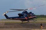 DONKEYさんが、宮崎空港で撮影した宮崎県防災救急航空隊 412HPの航空フォト(写真)