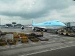 hachiさんが、仁川国際空港で撮影した大韓航空 747-4B5の航空フォト(写真)
