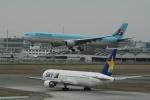 hachiさんが、福岡空港で撮影したスカイマーク 767-36N/ERの航空フォト(写真)