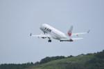 kumagorouさんが、種子島空港で撮影したジェイ・エア ERJ-170-100 (ERJ-170STD)の航空フォト(飛行機 写真・画像)