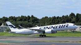 westtowerさんが、成田国際空港で撮影したフィンエアー A350-941XWBの航空フォト(写真)