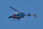 NFファンさんが、厚木飛行場で撮影した神奈川県警察 206L-4 LongRanger IVの航空フォト(写真)